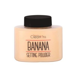 Banana Powder Beauty Creations