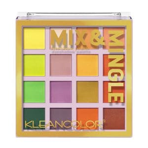 Sombras Kleancolor – Mix & Mingle