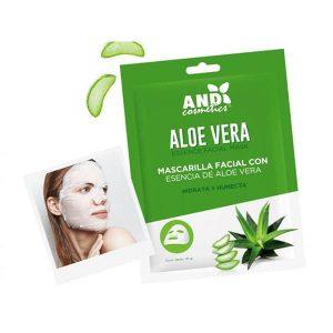 Mascarilla de Aloe Vera