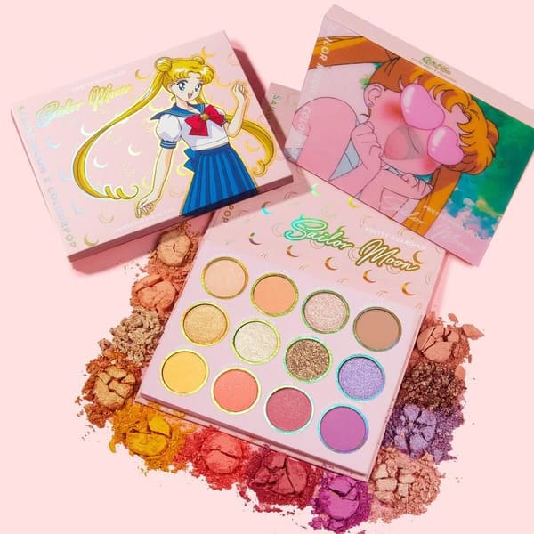 color pop sailor moon méxico