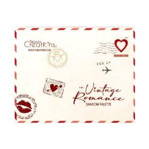Paleta Vintage Romance – Beauty Creations